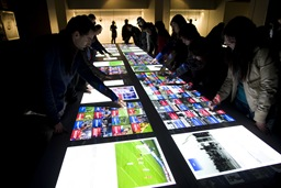 The Nou Camp Stadium Tour- new multimedia zone offers visitors the chance to experience the history of Barca in audiovisual mode